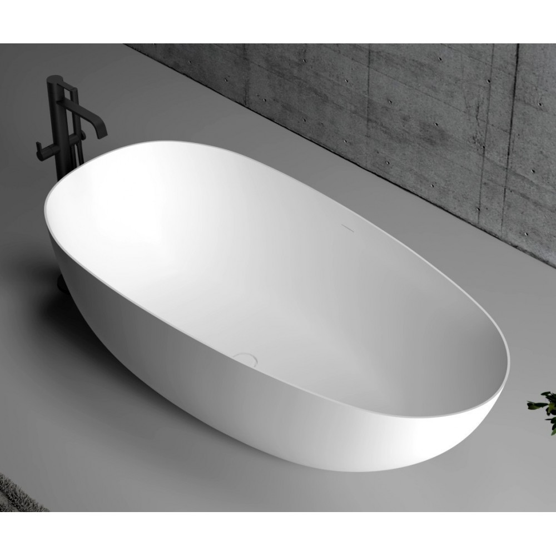 ABBER AB9221 акриловая ванна 168x85