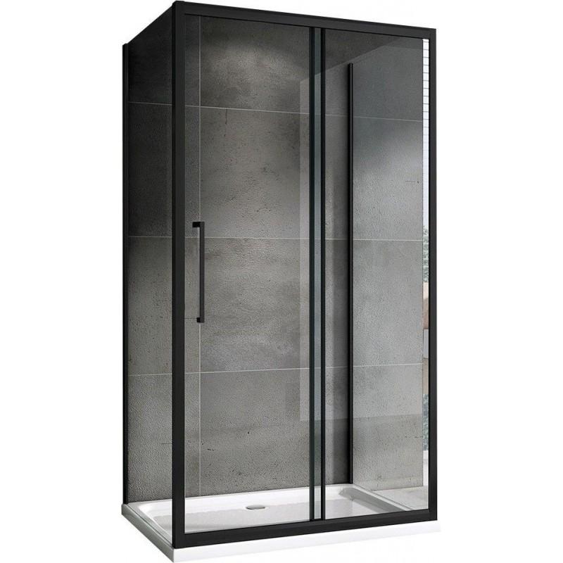 Решетка Alcaplast MI1205-300 камень черный матовый