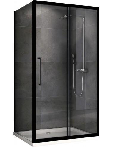Решетка Alcaplast MP1200-550 камень белый/нерж. сталь матовая