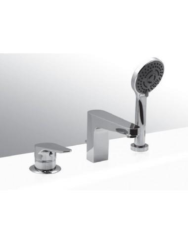 OMNIRES GARLAND умывальник настольный/навесной, 42x43 cм, белый глянец, GARLAND420BP
