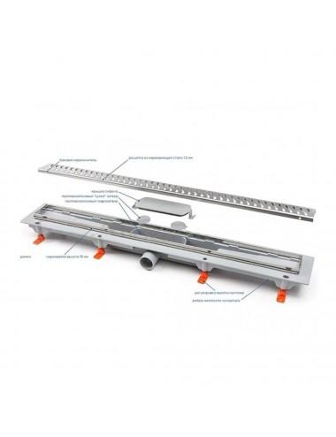 OMNIRES PARMA умывальник отдельностоящий мarble+, 55x43 cм, белый глянец, арт. PARMAUWBOBP