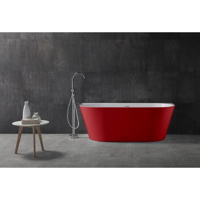 ABBER AB9232 акриловая ванна 180x86
