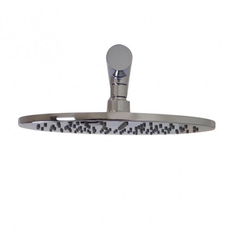 OMNIRES KENTON шторка для ванны одностворчатая 70 cм MP75CRTR, хром/прозрачный