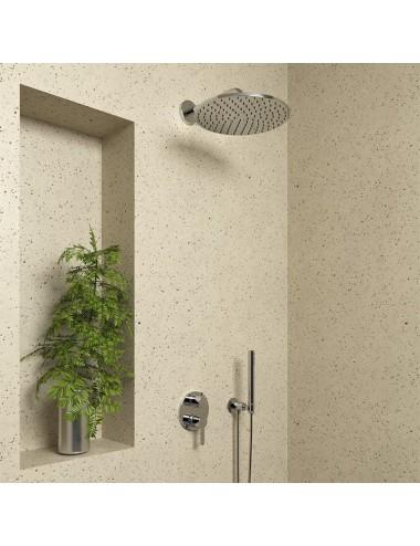 OMNIRES сифон для ванны и душевого поддона, хром, арт. WB01XCR