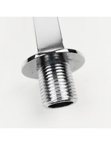 OMNIRES MAYFAIR левая шторка для ванны, одностворчатая, 70 cм, хром / прозрачный, арт. QP93B-LLUXCRTR