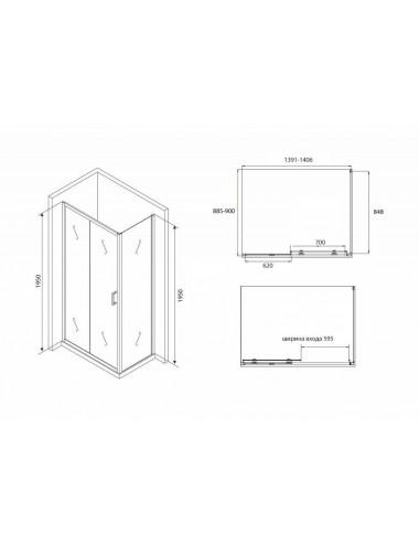 Инсталляция Alcaplast AM101/1120 + M71 + унитаз с сидением — комплект