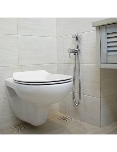 Berges Wasserhaus Melita 061008 80x80 стекло прозрачное/хром душевой уголок