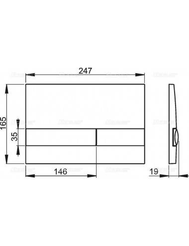 VAYER BRYZA 140 х 140 х 51 (480л) акриловая ванна
