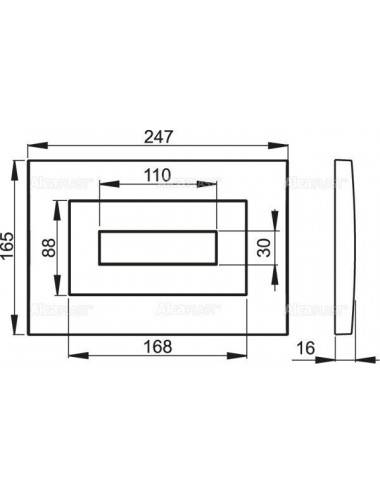 VAYER SAVERO 150 x 70 х 41 (170л) акриловые ванны