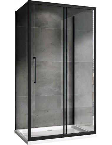Клавиша смыва Alcaplast Basic M478 черная
