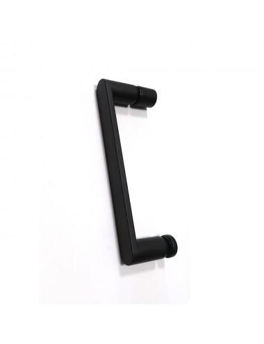 Клавиша смыва Alcaplast Thin M578 черная матовая