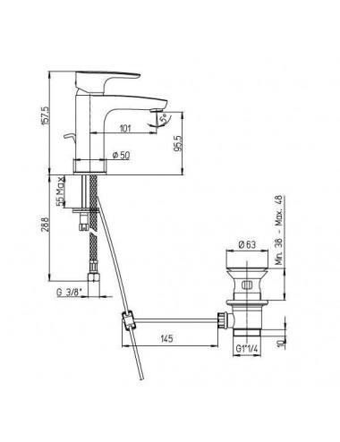 RELISAN AQUARIUS 160x70 R ванна акриловая