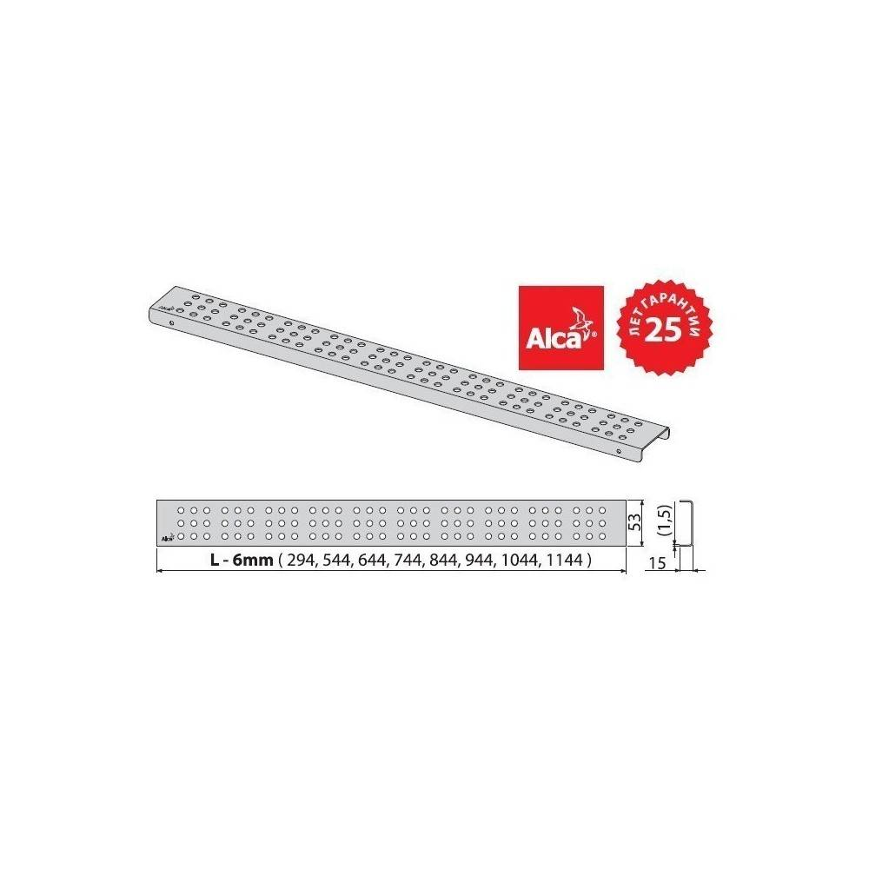 ALPEN ASTRA B 165x75 акриловая ванна