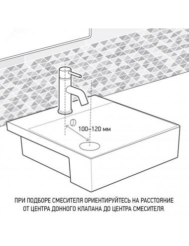 RELISAN MIRA 150x150 акриловая ванна