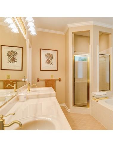 RELISAN MIRA экран для ванны, с крепежем
