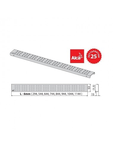ALPEN ASTRA 165x80-L акриловая ванна