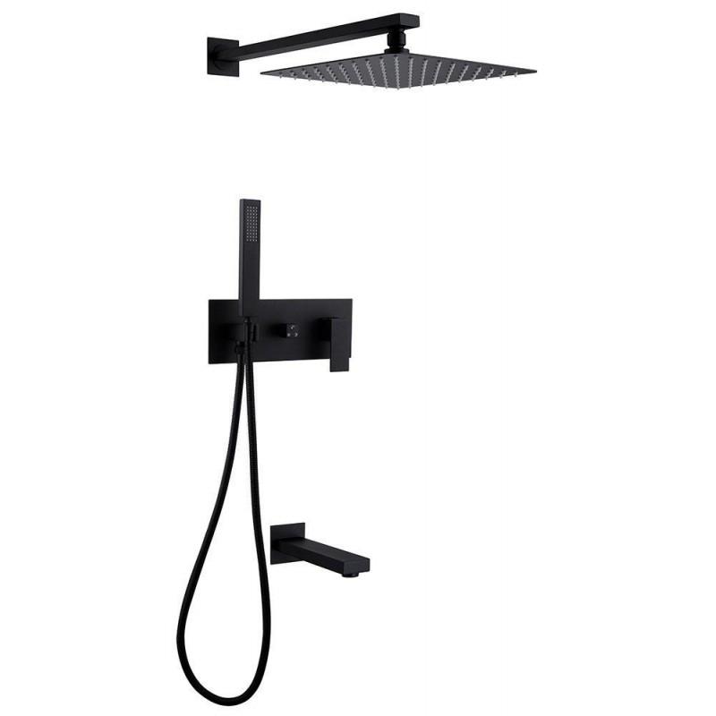 ALPEN DALLAS 160x105-L акриловая ванна
