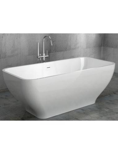 ABBER AB9237 акриловая ванна 172x103
