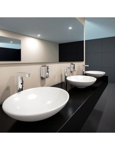 RIHO HAMAR GR562, 100x100, xром, прозрачное стекло, душевая шторка