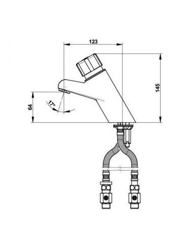 RELISAN NEONA экран для ванны, с крепежем