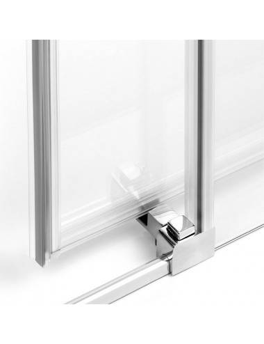 GEMY NEW ROCKCOCO S03191B душевая дверь 90 см