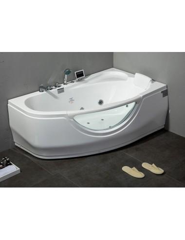 VAGNERPLAST BAHAMA 110x110 акриловая ванна