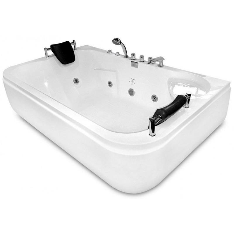 VAYER TRINITY 170x130 L ванна акриловая