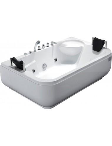 VAYER TRINITY 170x130 R ванна акриловая