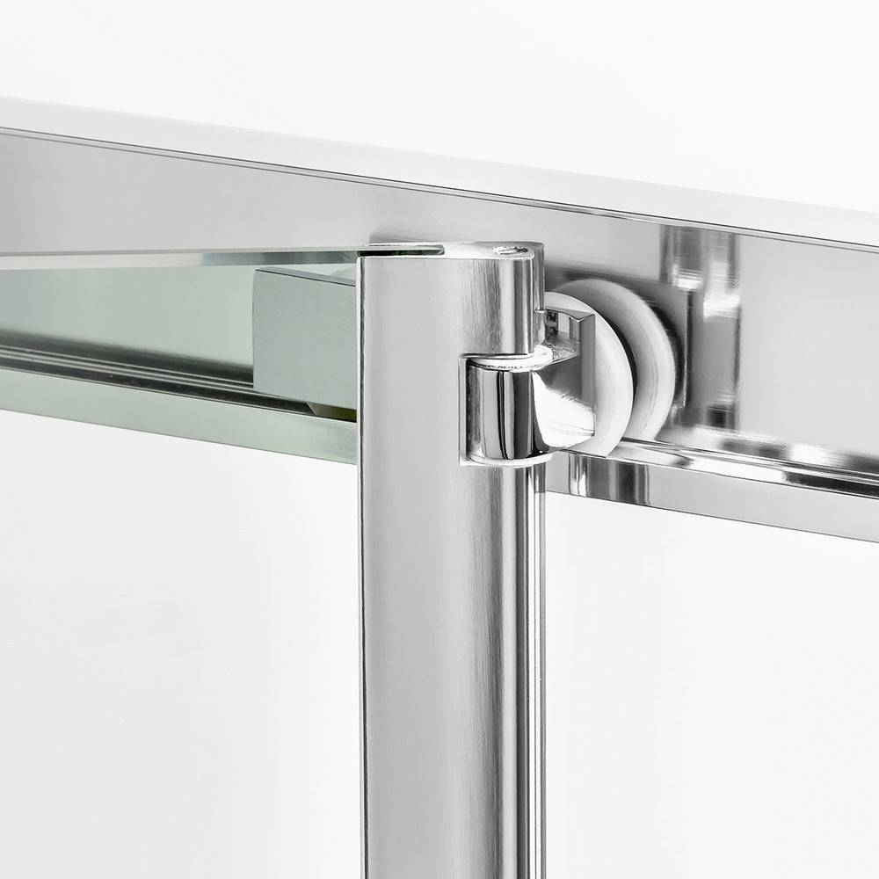 VAYER TRINITY торцевой экран для ванны, с крепежем