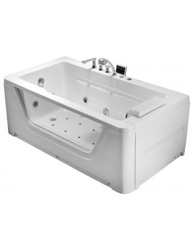 VAYER TRINITY 160x120 L ванна акриловая