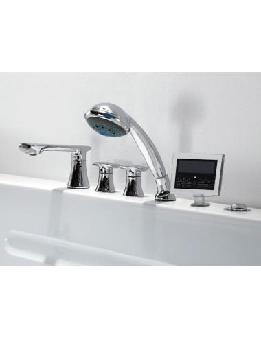 VEGA NIAGARA LUX смеситель на борт ванны (3 эл.)