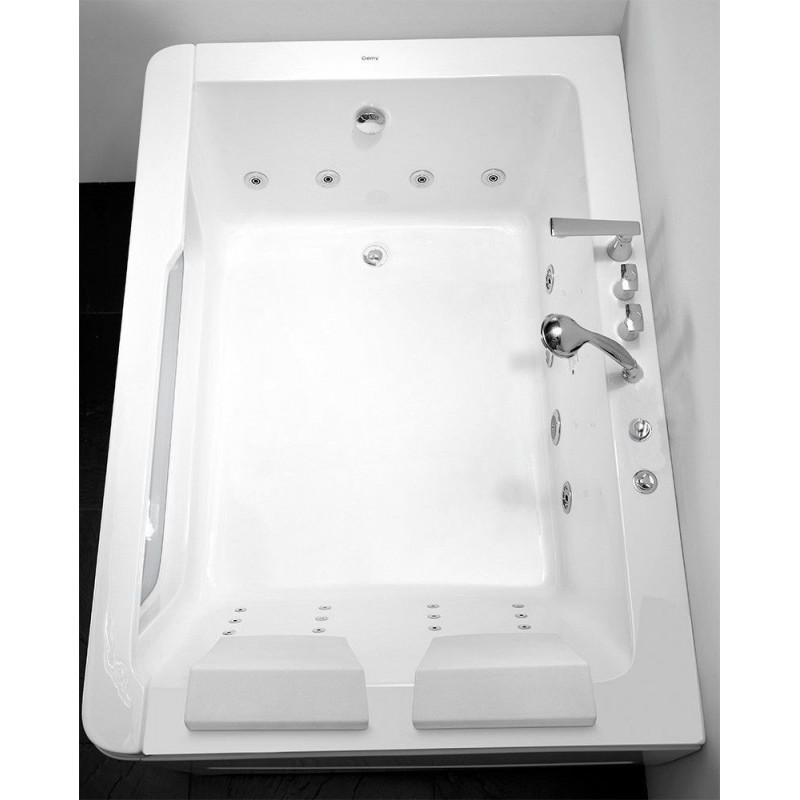 VAYER TRINITY 170x130-L акриловая ванна