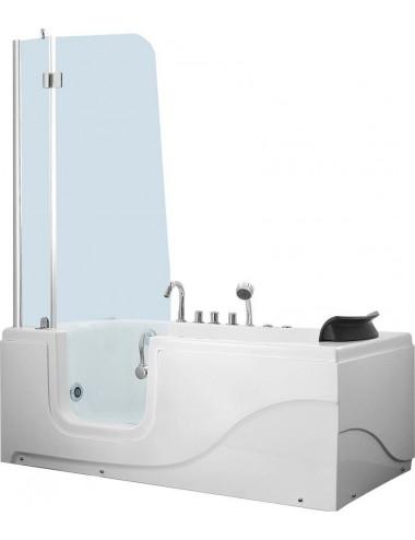 VEGA слив-перелив для ванны, автомат, бронза