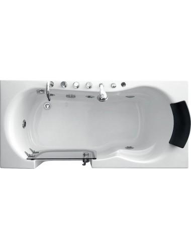 VAYER BOOMERANG 150x90-R акриловая ванна