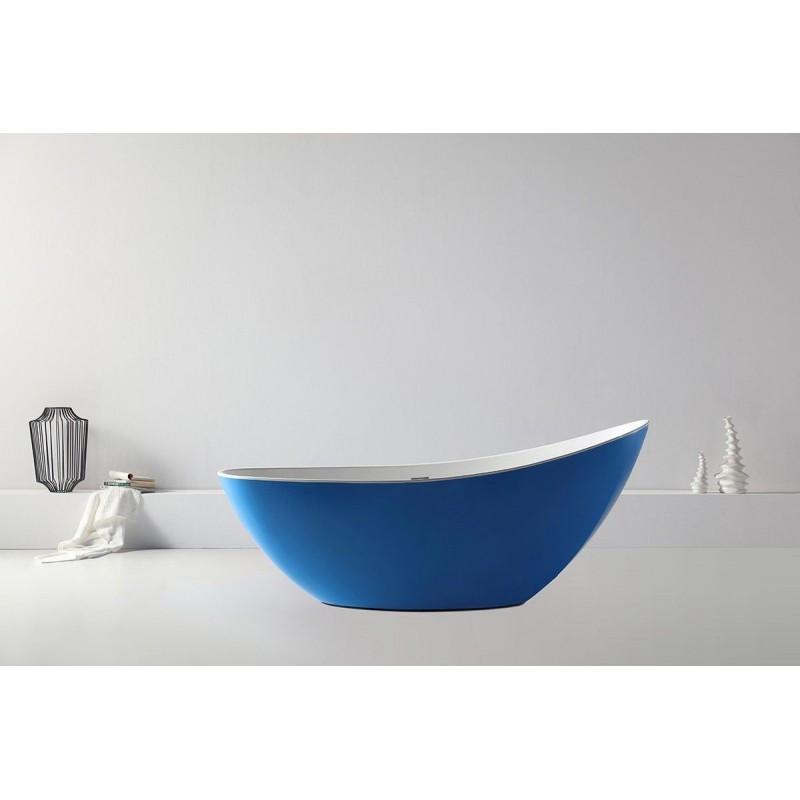 ABBER AB9241B акриловая ванна 172x79