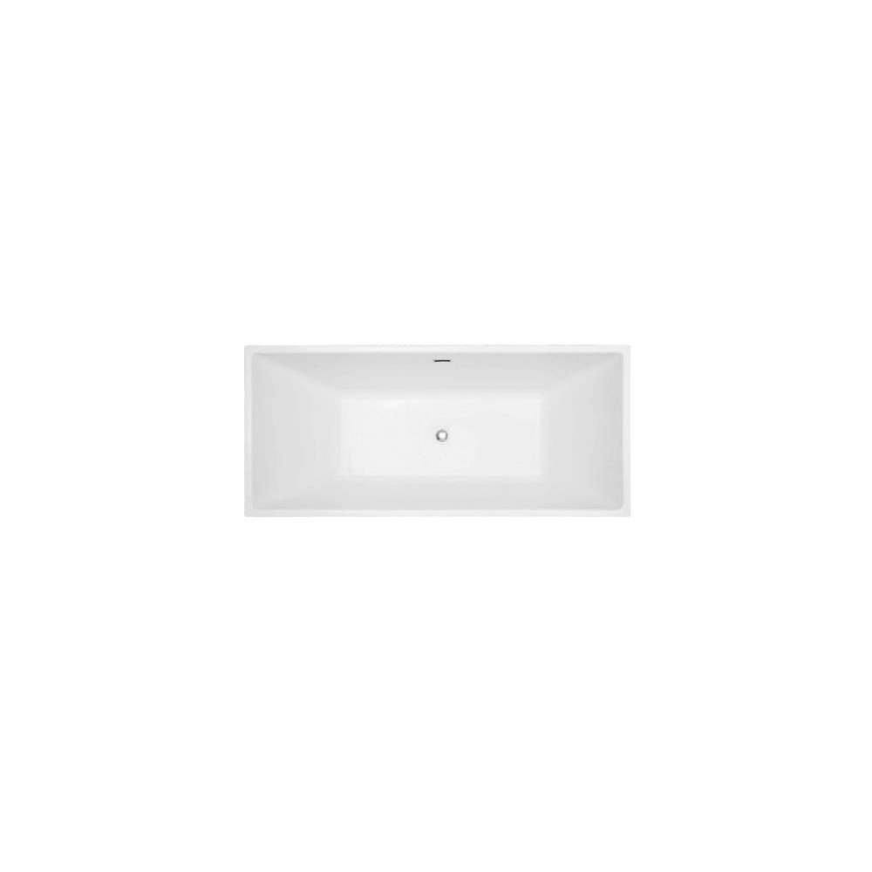 ABBER AB9238 акриловая ванна 170x80