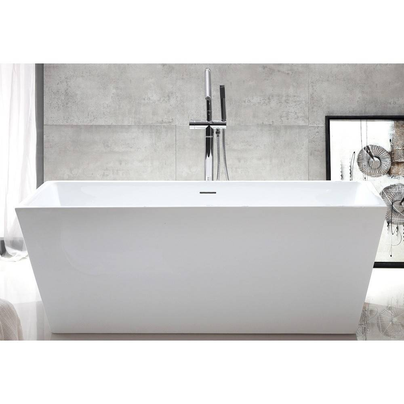 ABBER AB9244 акриловая ванна 170x80