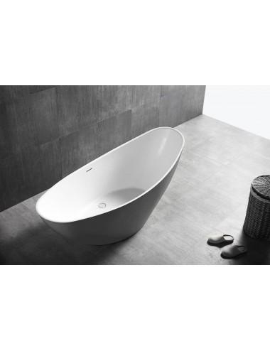 ABBER AB9248 акриловая ванна 180x87