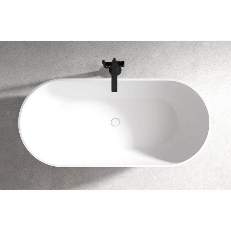 ABBER AB9274-1.7 акриловая ванна 170x75