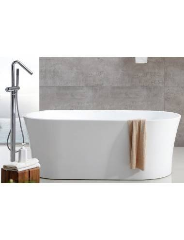 ABBER AB9207 акриловая ванна 165x80