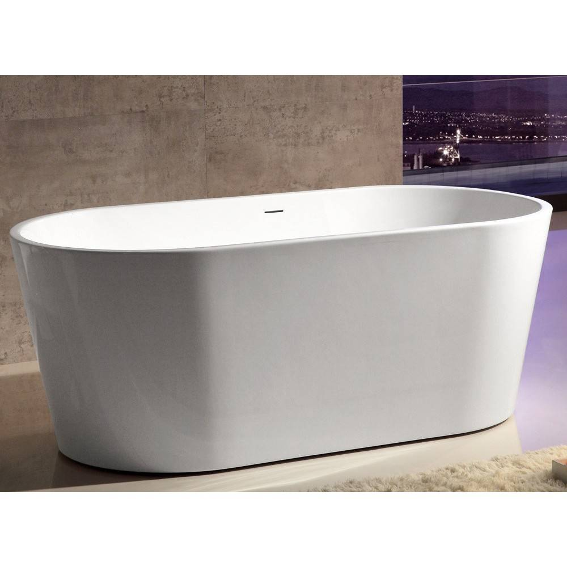 ABBER AB9209 акриловая ванна 170x80