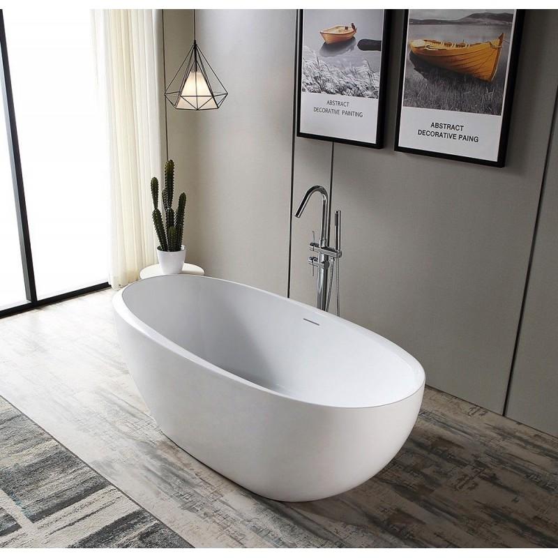 ALPEN DALLAS 160 х 105 х 47 (200л) R акриловая ванна
