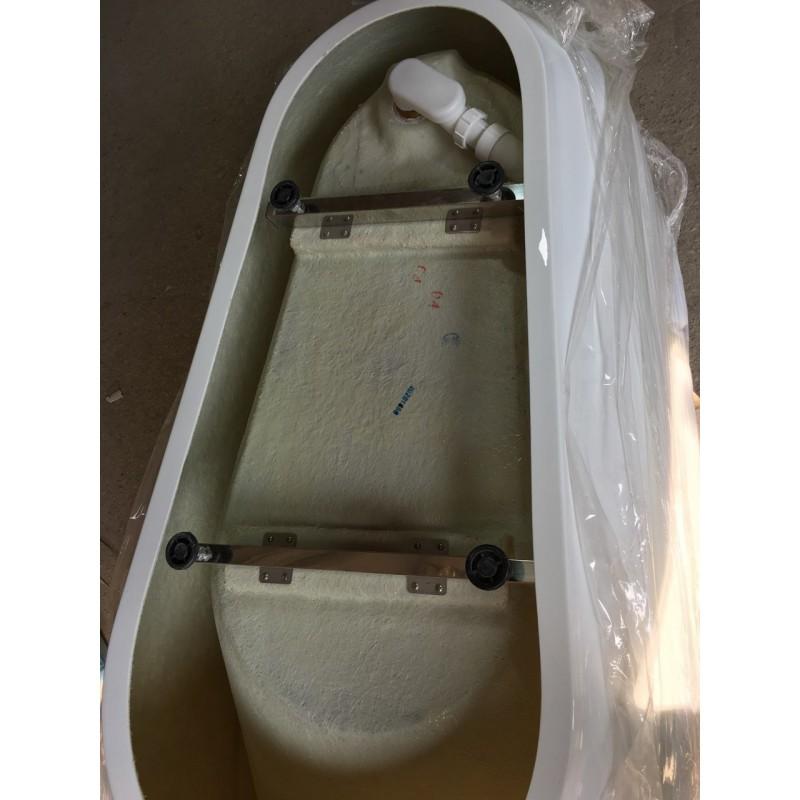 ALPEN ALASKA 150 х 70 х 41 (160л) акриловая ванна