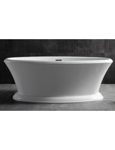 ALPEN DIANA 140 х 70 х 46 (170л) акриловая ванна