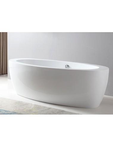 ABBER AB9211 акриловая ванна 170x85