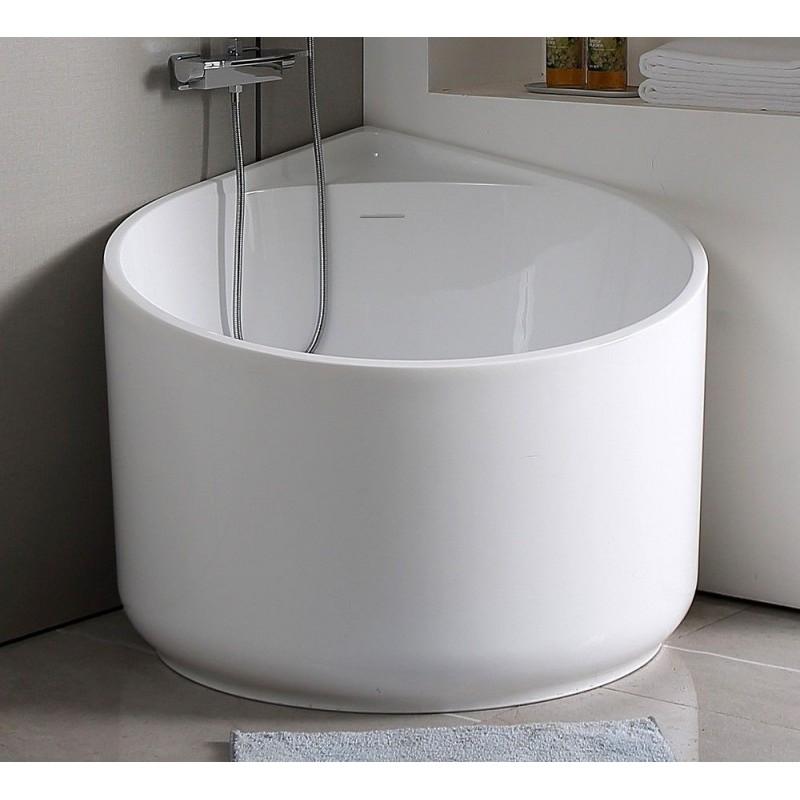 ALPEN ALASKA 160 х 75 х 41 (185л) акриловая ванна
