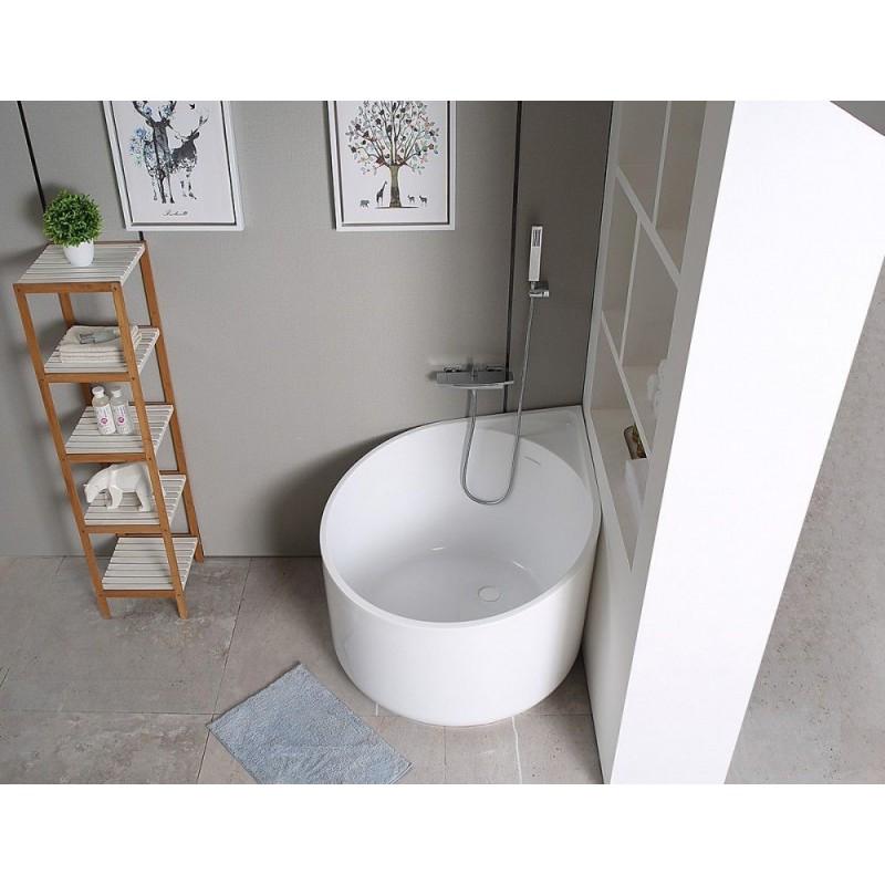 ALPEN ALASKA 160 х 70 х 41 (175л) акриловая ванна