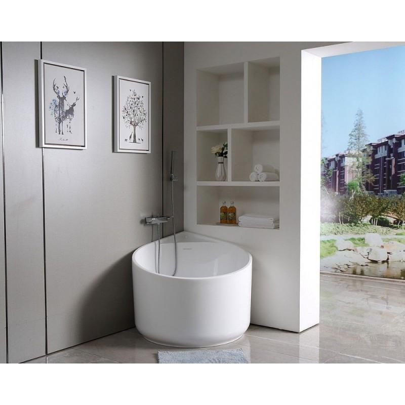 ALPEN LUNA 140 x 75 акриловая ванна
