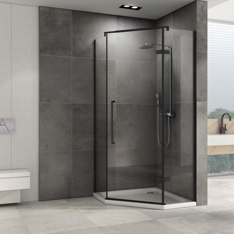 Решетка Alcaplast DESIGN-550MN матовая