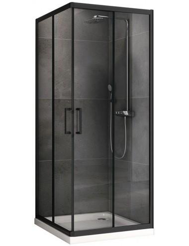Решетка Alcaplast GL1200-1050 белое стекло